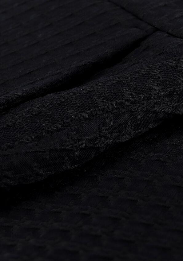 Zwarte ALIX THE LABEL Pantalon HOUNDSTOOTH PANTS - larger