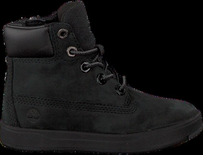Zwarte TIMBERLAND Sneakers DAVIS SQUARE 6 KIDS - large