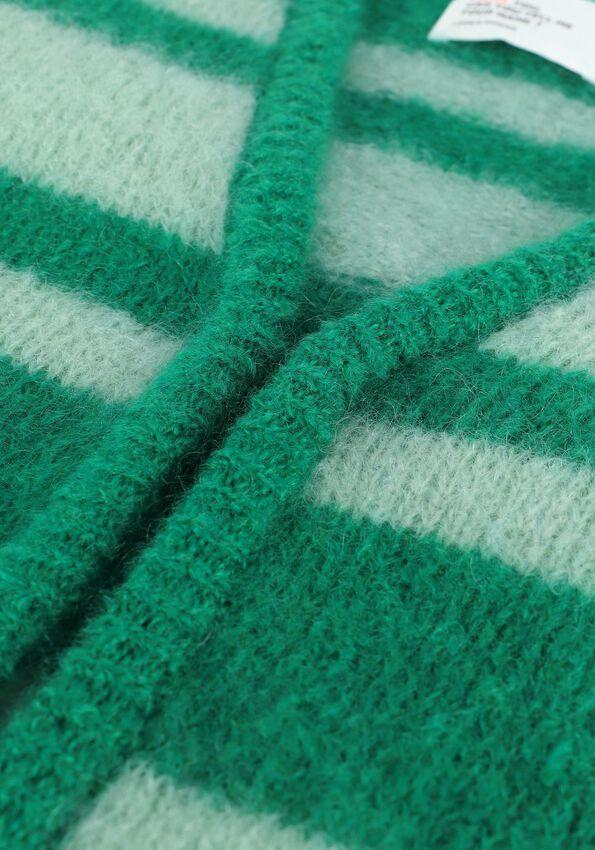 Groene LEON & HARRPER Vest NIGNA MMP01 PLAIN  - larger