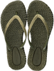 Groene ILSE JACOBSEN Slippers CHEER  - small