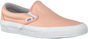 Roze VANS Slip-on sneakers  CLASSIC SLIP ON WMN - small
