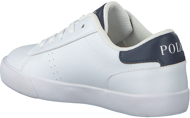 Witte POLO RALPH LAUREN Sneakers PIERCE  - large