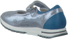 Blauwe GATTINO Ballerina's G1277  - small