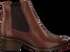 Cognac OMODA Chelsea boots 327014FY  - small
