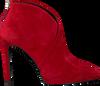 Rode LOLA CRUZ Enkellaarsjes 175T30BK-I18 - small