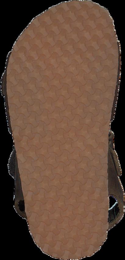 Bruine DEVELAB Sandalen 48195  - larger