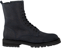 Blauwe HIP Veterboots H1686  - medium