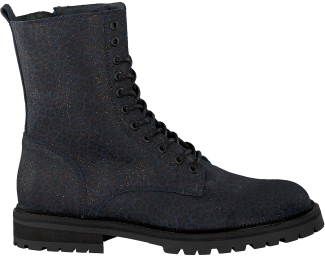 Blauwe HIP Veterboots H1686  - large