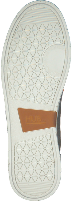 Grijze HUB Sneakers CHUCKER - large