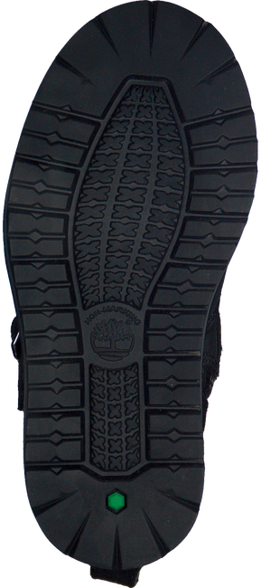 Zwarte TIMBERLAND Lange laarzen KIDDER HILL ANKLE BOOT W/ZIP  - large