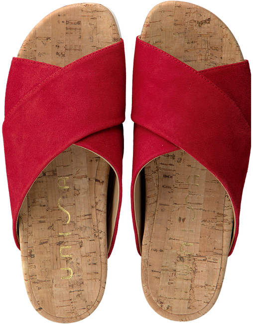 Rode UNISA Slippers COFAS - large