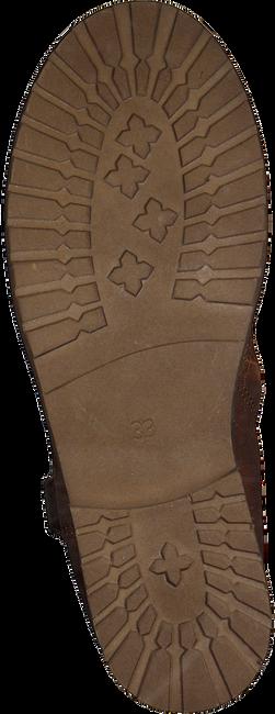 Bruine HIP Lange laarzen H1169  - large
