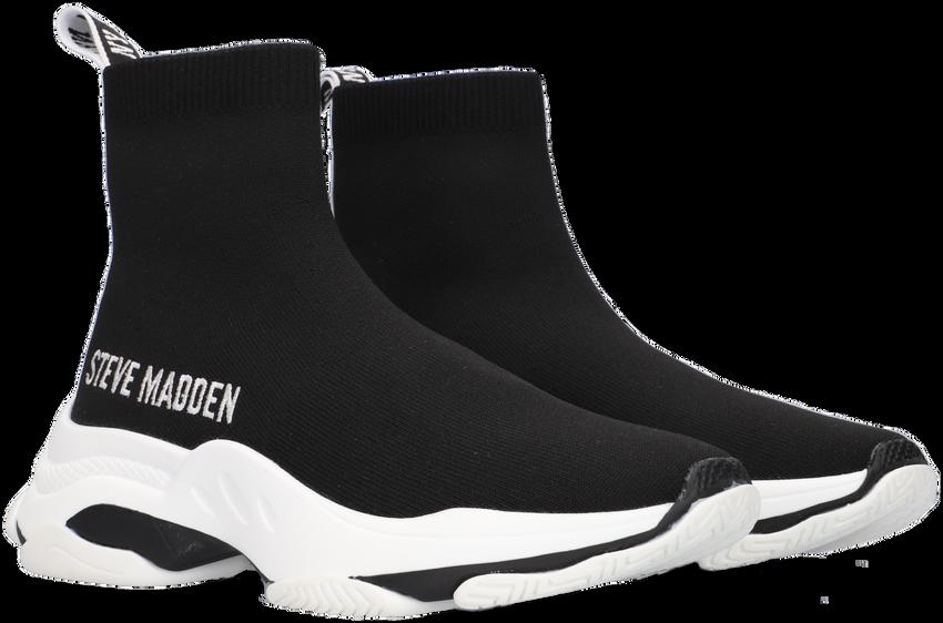 Zwarte STEVE MADDEN Hoge sneaker MASTER  - larger