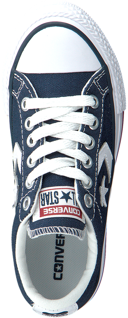 Blauwe CONVERSE Sneakers STAR PLAYER EV OX KIDS - large