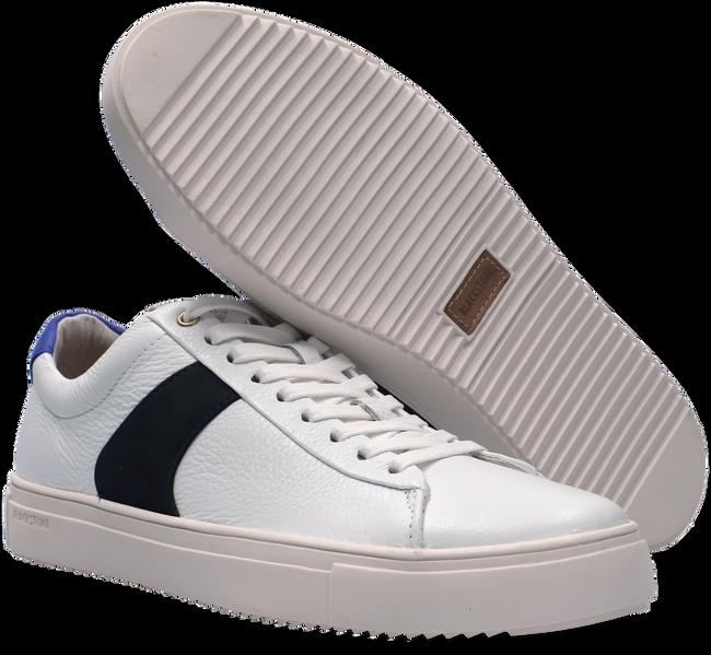 Witte BLACKSTONE Lage sneakers VG09  - large