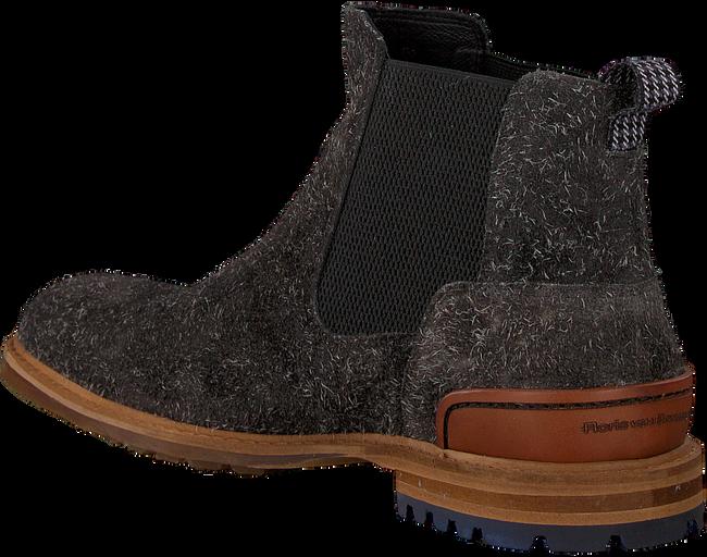 Grijze FLORIS VAN BOMMEL Chelsea boots 10230 - large