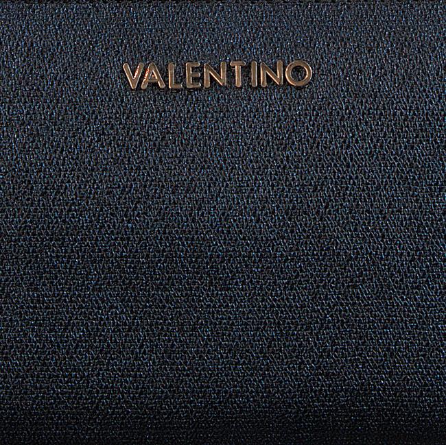 Blauwe VALENTINO HANDBAGS Portemonnee MARILYN ZIP AROUND WALLET - large