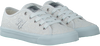 Witte LIU JO Veterschoenen UM22070  - small