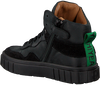 Zwarte BRAQEEZ Sneakers LARS LUX  - small