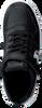 Zwarte NIKE Sneakers COURT BOROUGH LOW (KIDS) - small