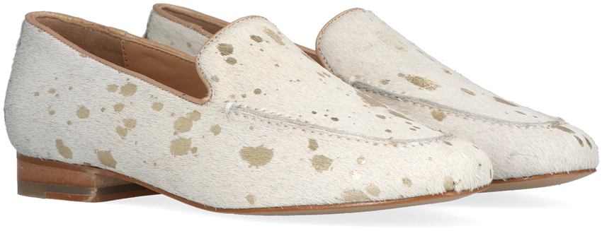 Witte MARUTI Loafers BLOOM - larger