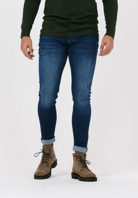 Blauwe PUREWHITE Skinny jeans THE JONE - large