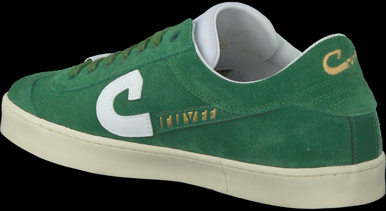Classiques Cruyff Baskets Classiques Cruyff Vert Flash CWFek