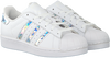Witte ADIDAS Sneakers SUPERSTAR J  - small
