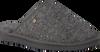 Grijze WARMBAT Pantoffels CLASSIC HERRINGBONE  - small