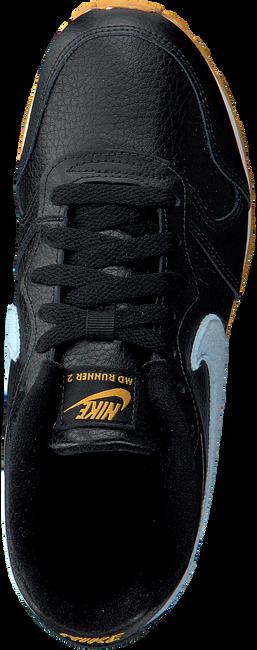 Zwarte NIKE Lage sneakers MD RUNNER 2 (GS)  - large