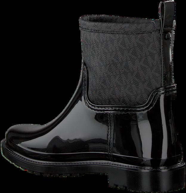 Zwarte MICHAEL KORS Regenlaarzen BLAKELY RAINBOOT - large