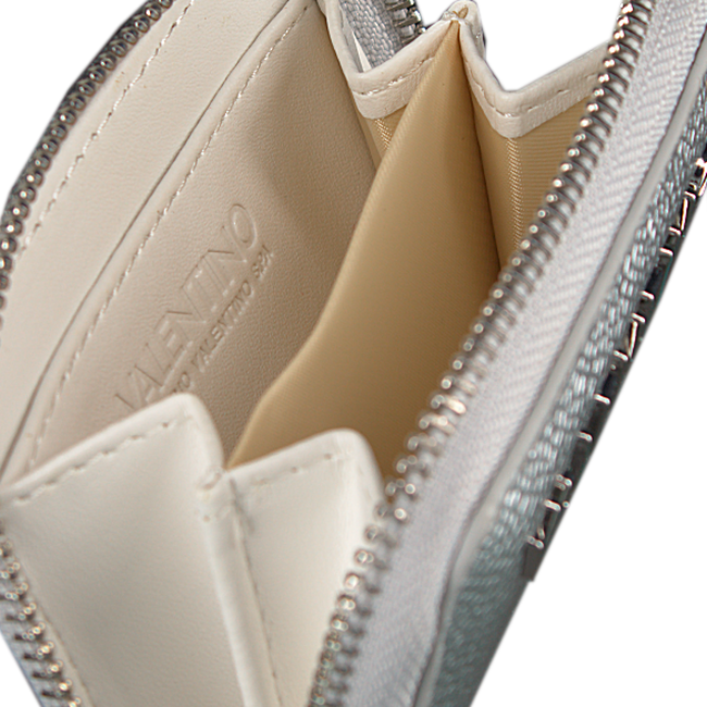 Zilveren VALENTINO BAGS Portemonnee DIVINA COIN PURSE - large