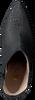 Zwarte LODI Enkellaarsjes ROZATI-X  - small