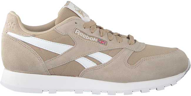 Witte REEBOK Sneakers CL LEATHER MU - large
