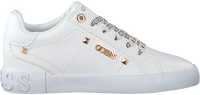 Witte GUESS Lage sneakers PUXLY  - medium