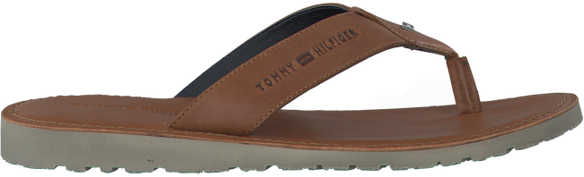 Cognac TOMMY HILFIGER Slippers BARI 1A  - large
