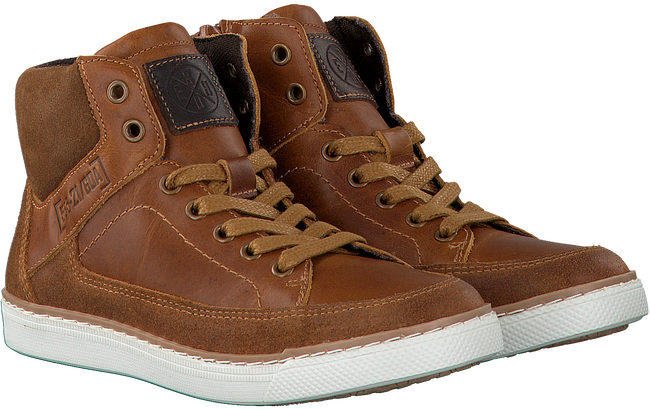 Cognac BULLBOXER Sneakers AGM517E6L  - large