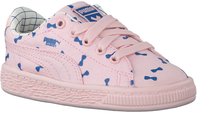 PUMA SNEAKERS TINY COTTONS CANVAS - large