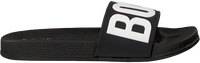 Zwarte BOSS KIDS Badslippers CHINELO  - medium