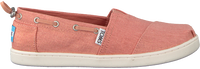 Roze TOMS Instappers BIMINI  - medium