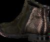 Groene GABOR Chelsea boots 660 - small