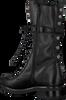 Zwarte NIKKIE Biker boots HEXAGON ARMY BOOTS - small