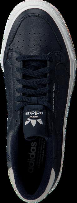 Blauwe ADIDAS Lage sneakers CONTINENTAL VULC M  - large