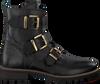 Zwarte GIGA Biker boots G3526  - small