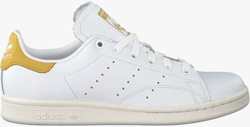 Witte ADIDAS Sneakers STAN SMITH DAMES  - larger