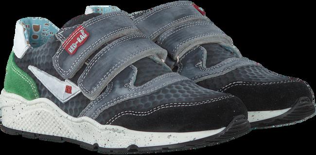 Zwarte RED RAG Sneakers 15397  - large