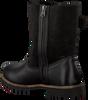 Zwarte BLACKSTONE Biker boots OL05  - small
