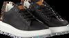 Zwarte TON & TON Lage sneakers SNEAKER PRINT 1704  - small