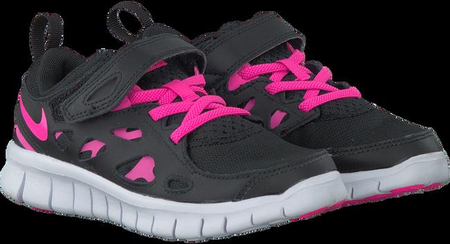 save off 89dbd a5b2e Zwarte NIKE Sneakers FREE RUN 2 BABY