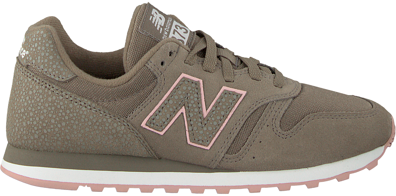 ff42614506b Groene NEW BALANCE Sneakers WL373 DAMES - large. Next